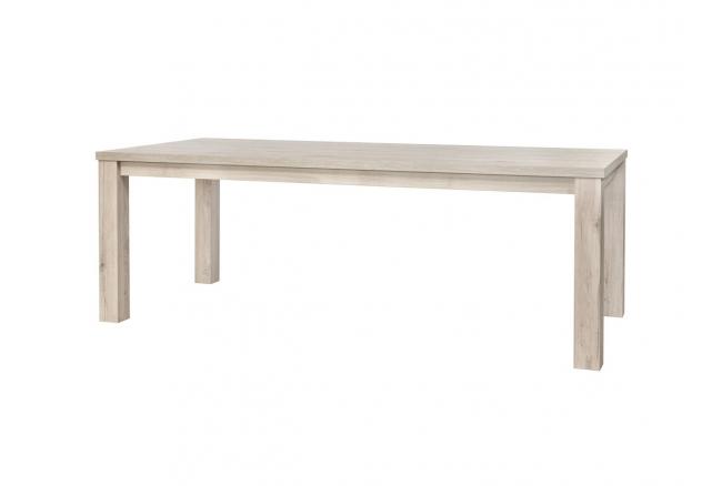 Tafel met houten poten KENT -