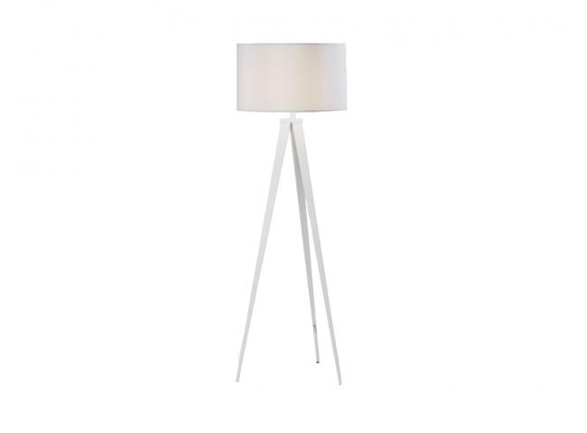 Vloerlamp IGUAZU - Wit