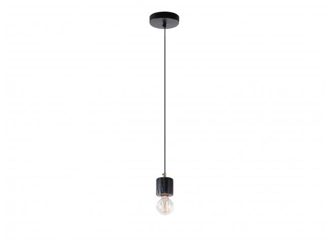 Hanglamp CAMPUS - Zwart Marmer