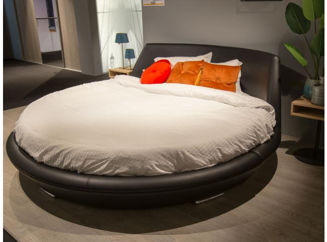 Rond bed EPSILON incl. matras