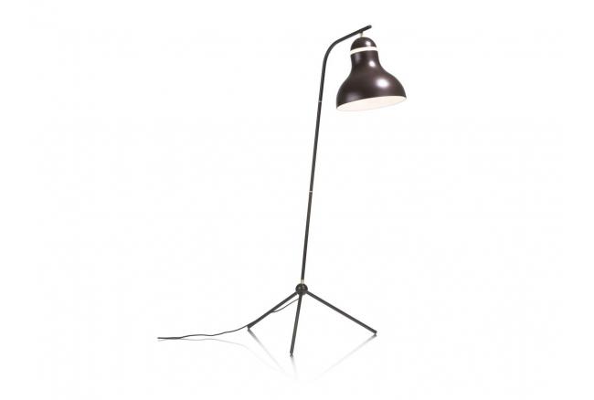 Vloerlamp BRIAN - Bruin