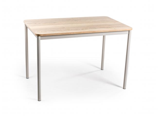 Tafel BASIC - Natuur eiken/zan