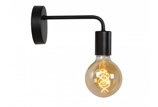Muurlamp SCOTT - Zwart