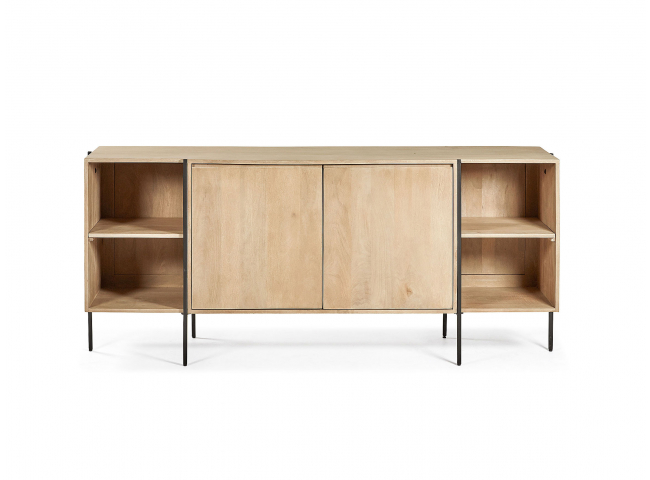 Dressoir PALMIA - Massief Mang