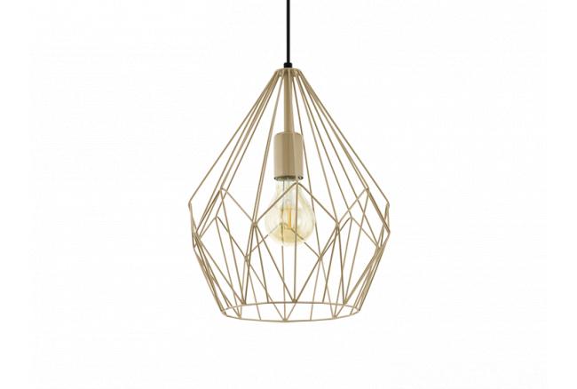 Hanglamp 'Carlton' - kleur: Zi