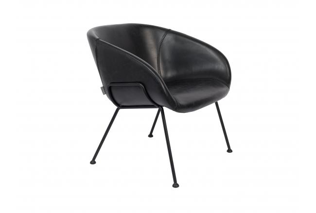 Lounge chair FESTON - Grey