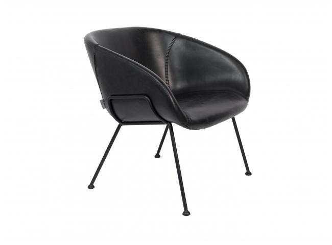 Lounge chair FESTON - Brown