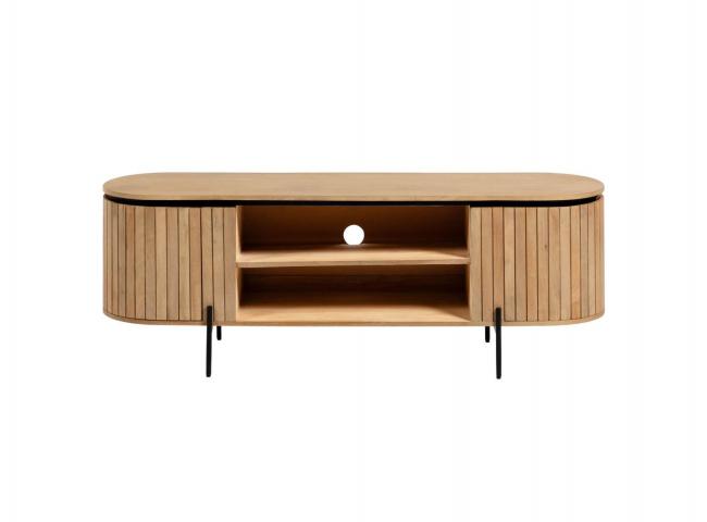 Tv-meubel LICIA - Mango hout