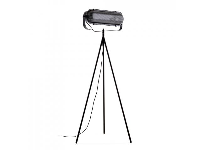 Vloerlamp ARETE - Zwart