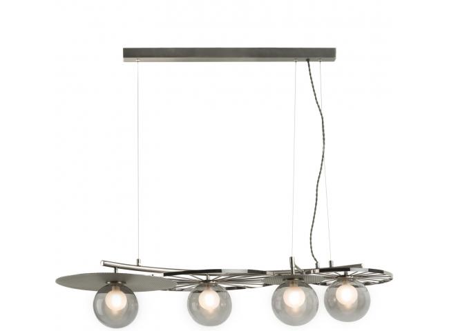 Hanglamp CRAWFORD - Metaal
