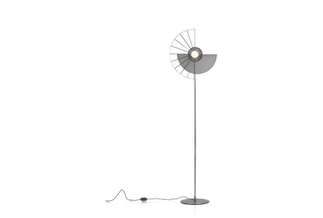 Vloerlamp CRAWFORD - Metaal