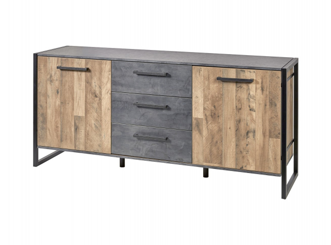 Dressoir SAMIR small - Natuurl