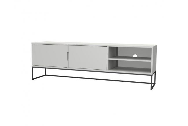 Tv-meubel LIPP - Cotton White