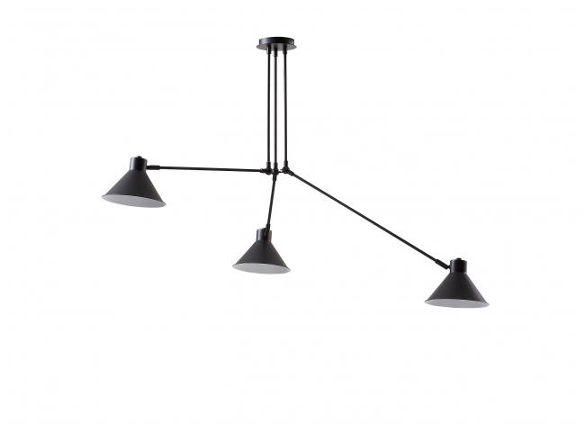Hanglamp DIONE - Zwart