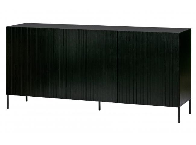 Dressoir GRAVURE - Zwart grene