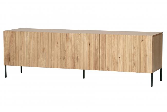 Tv-meubel GRAVURE - Naturel ei