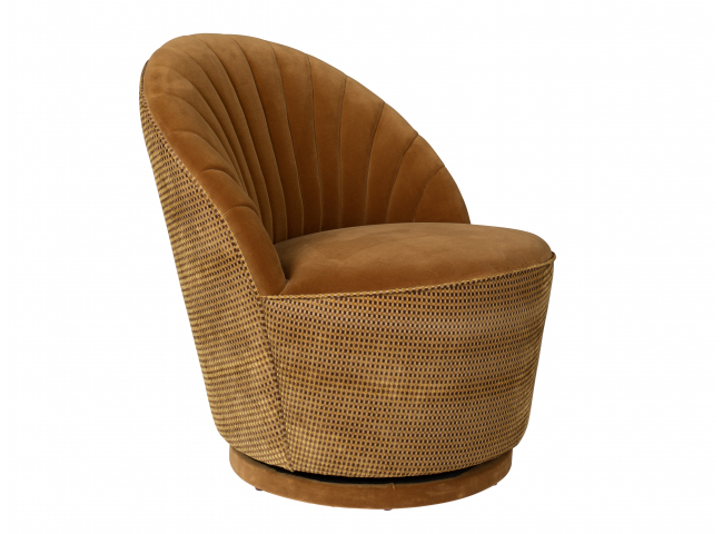 Fauteuil MADISON - Whiskey