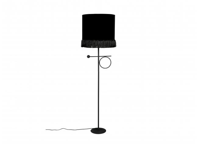 Vloerlamp LOYD - Zwart