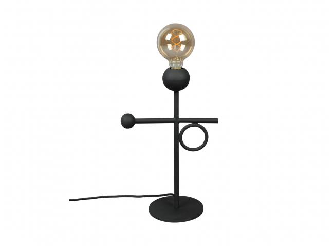 Tafellamp LOYD - Zwart