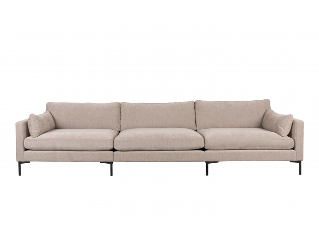 4,5-zit sofa SUMMER - Latte