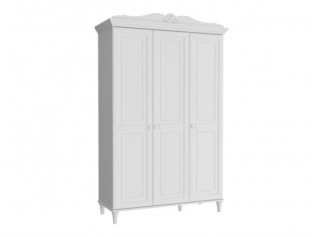Kleerkast 3 deuren LORA - Wit