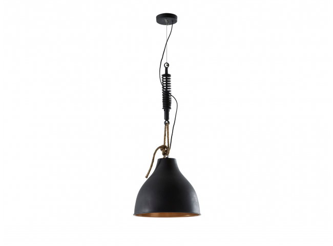 Hanglamp SADIE - Zwart