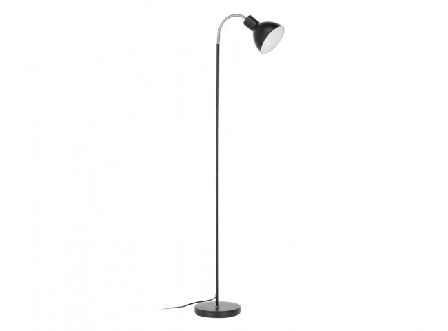 Vloerlamp LADI - Zwart