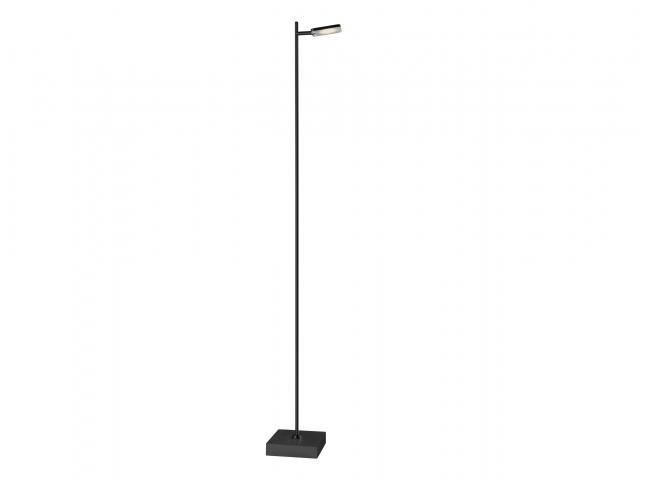 Vloerlamp QUAD - Zwart