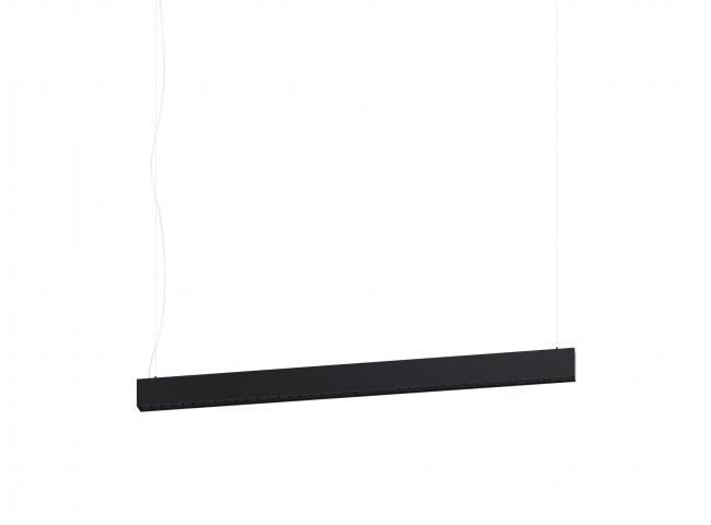 Hanglamp TERMINI smal - Zwart