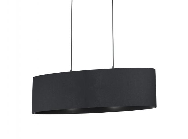 Hanglamp MASERLO 1 groot - Zwa