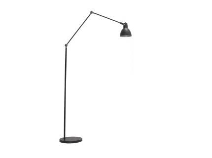 Vloerlamp  - kleur: Zwart