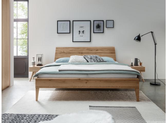 Bed HERCULES 140x200 - Massief