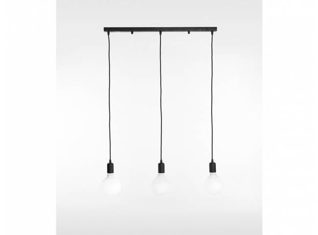 Hanglamp TOULA - Roest