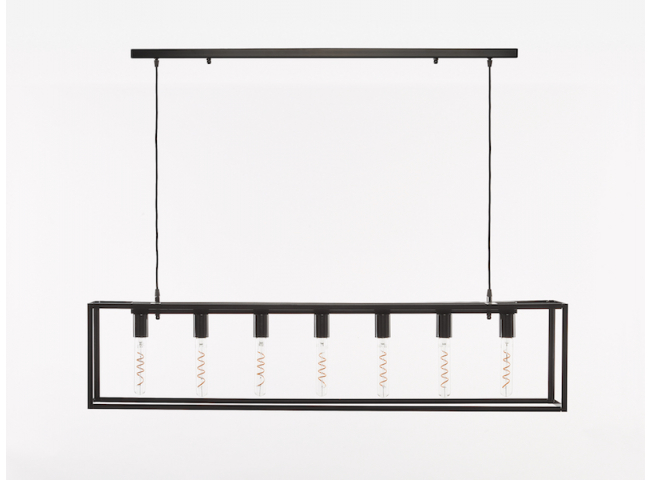 Hanglamp POSITANO - Zwart