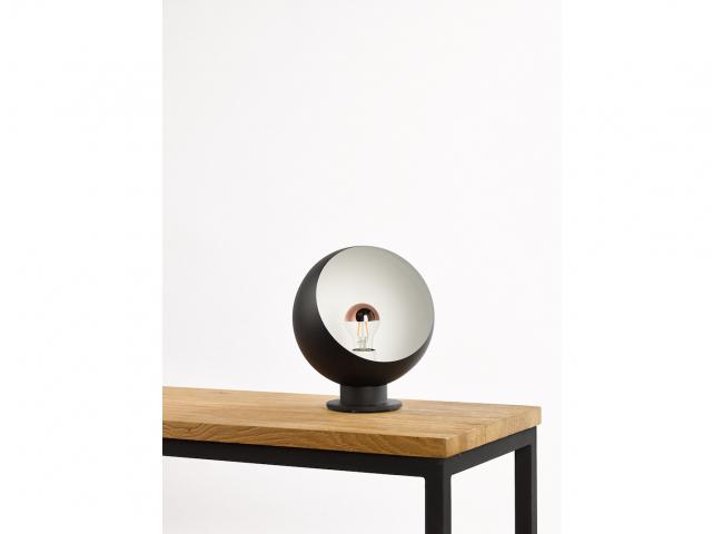 Tafellamp GUGGENHEIM - Zwart
