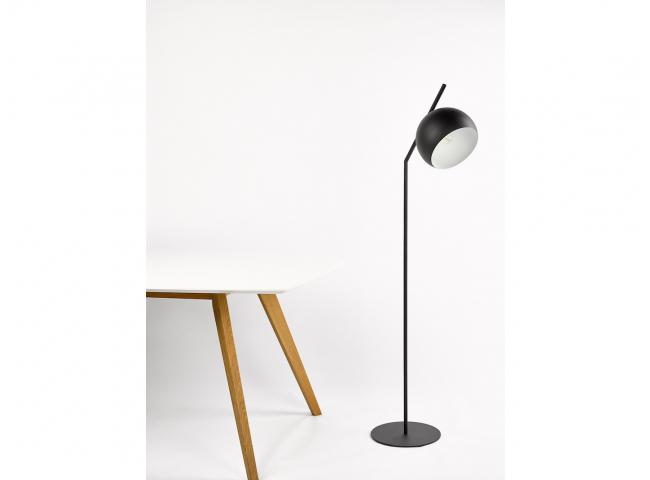 Vloerlamp GUGGENHEIM - Zwart