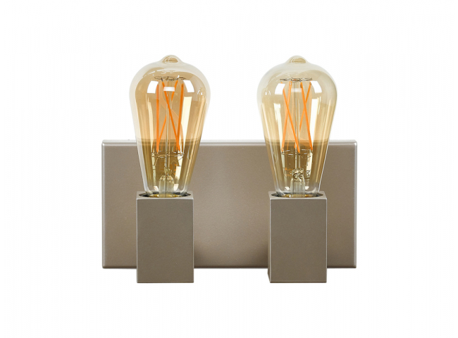 Wandlamp 2xE27/max.60W, energi