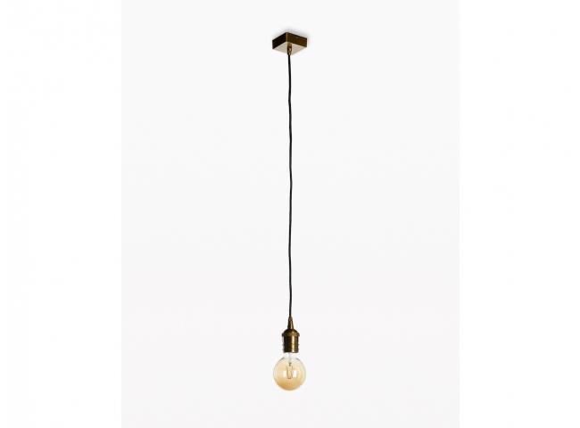 Hanglamp CORDOBA x1 - Vintage