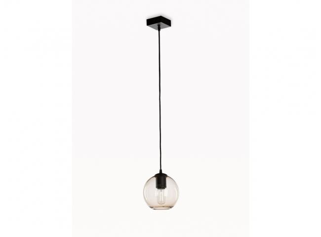 Plafondlamp SEATTLE met 1 glaz