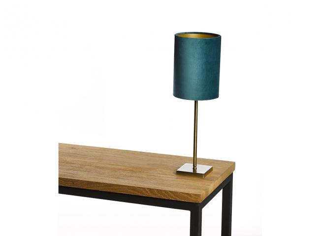Tafellamp OTTONE - Blauw
