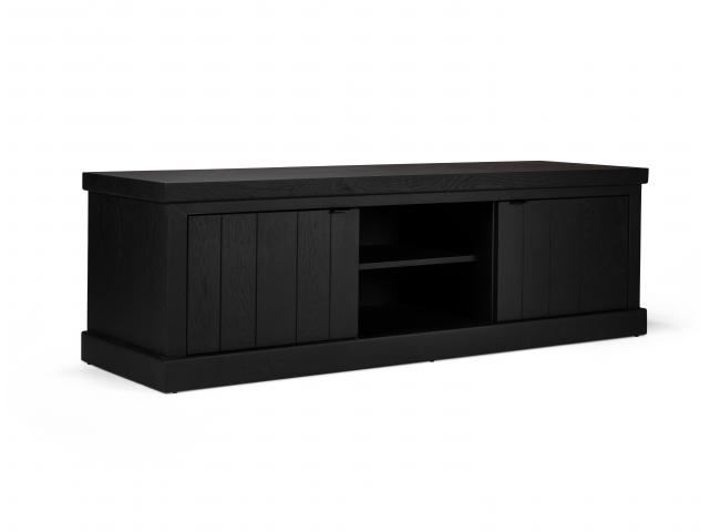 Tv-meubel BRIGHTON - Zwart