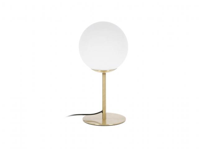 Tafellamp MAHALA - Wit/goud