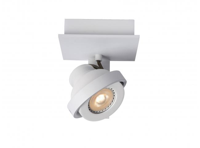 Spot 1xGU10/5W LED dim-to-warm