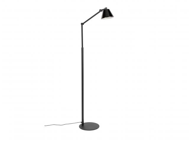 Vloerlamp LUB - Zwart