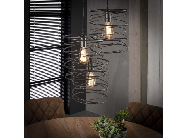 Hanglamp CURL - Charcoal