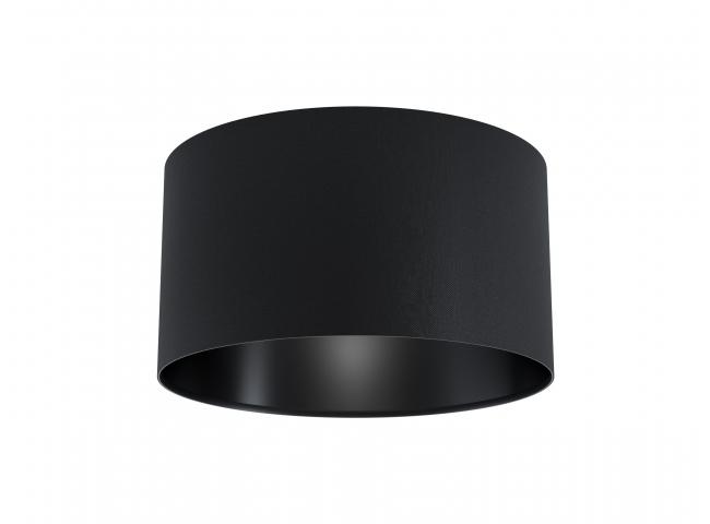 Plafonnière MASERLO 1 - Zwart