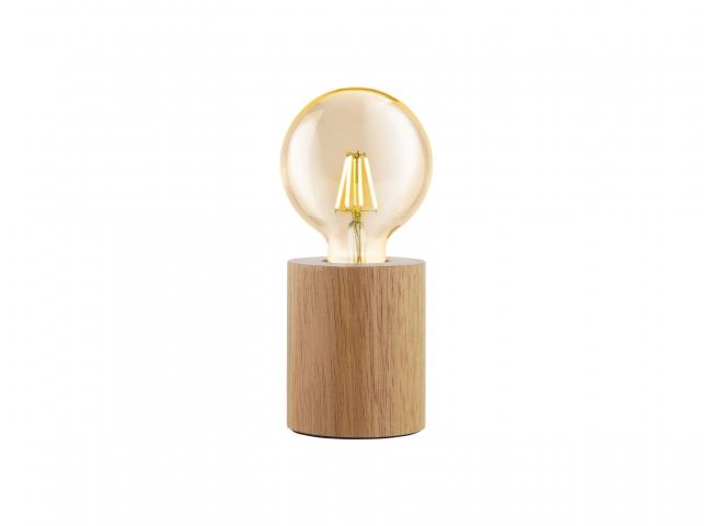 Tafellamp TURIALDO - Hout