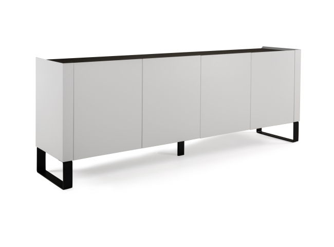 Dressoir TABU - Mat wit
