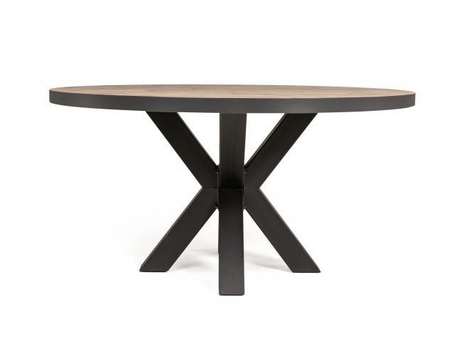 Ronde tafel PERUGIA - Natuurlijke