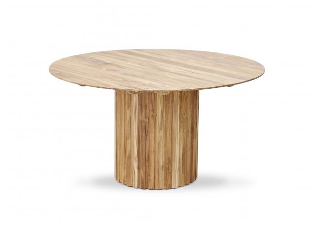 Ronde tafel PILLAR - Teakhout